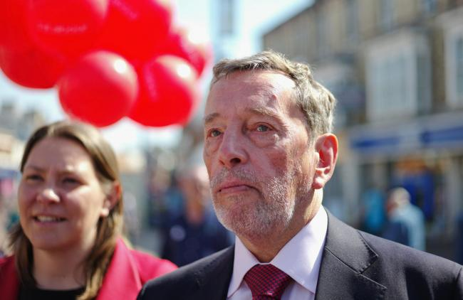 Lord Blunkett was an MP for 28 years