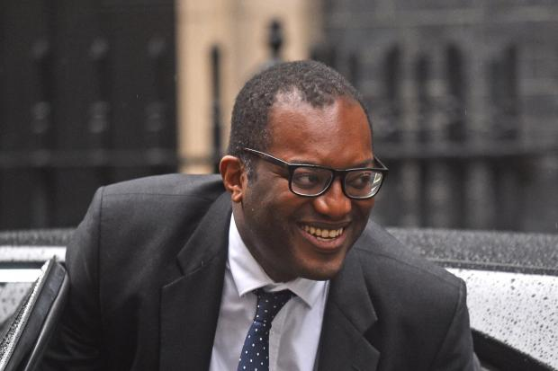 The National: Business Secretary Kwasi Kwarteng