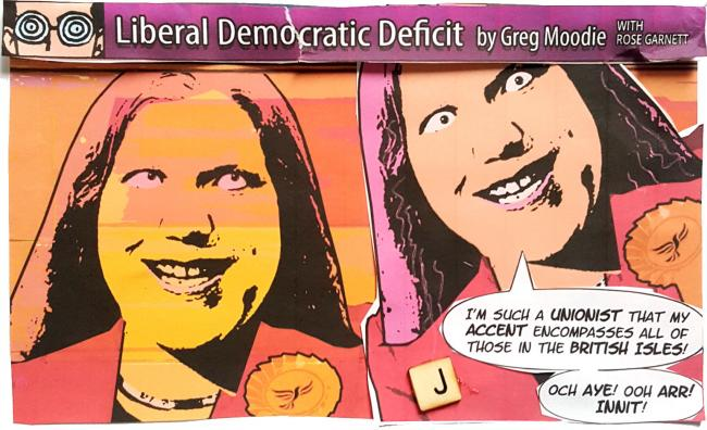 Greg Moodie: The Liberal Democratic Deficit