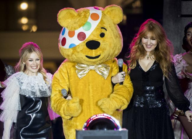Pudsey the bear is a symbol of a failed system