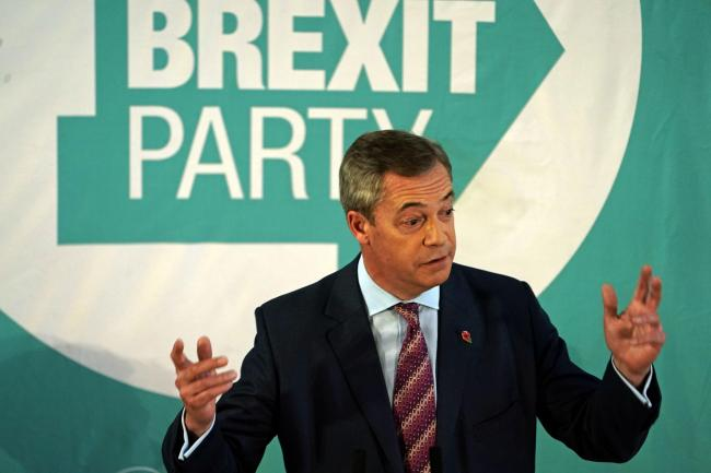 One former candidate says Nigel Farage is 'finished as a politician'