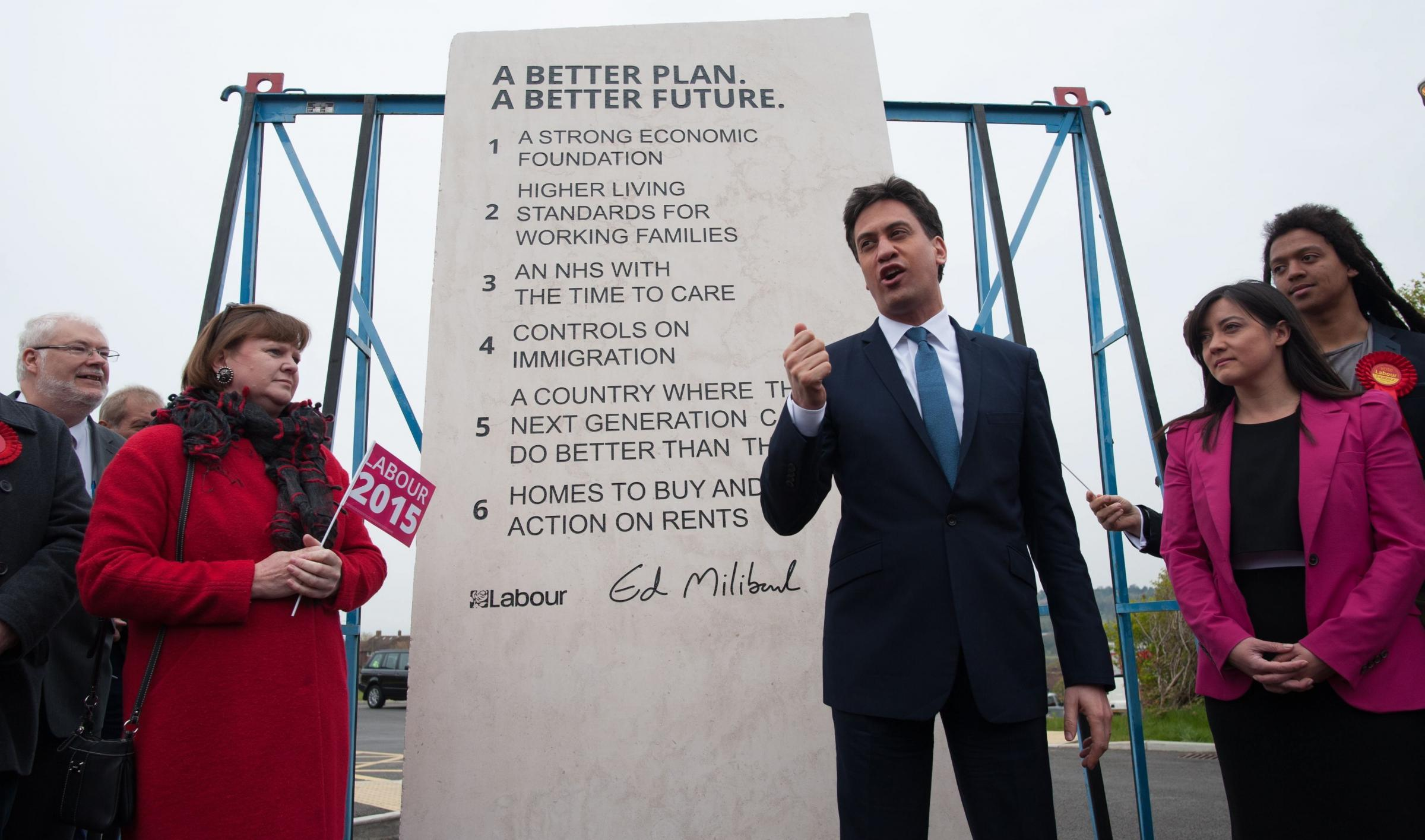 Time for a reminder of the solemn pledges made before past votes