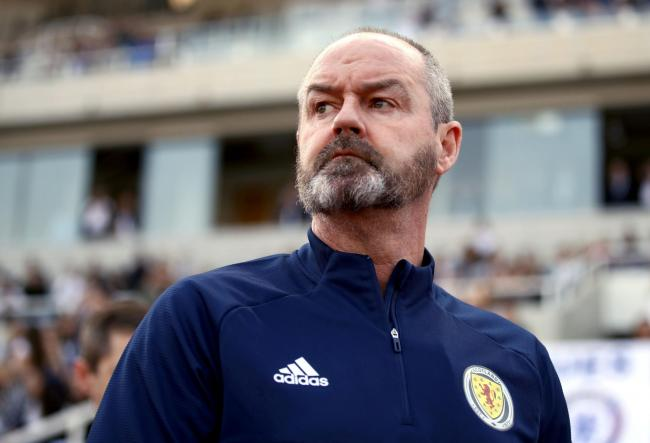 Scotland manager Steve Clarke would like to see no Ladbrokes Premiership fixture on the Sunday before the play-off semi-final in March. Photo: Tim Goode/PA Wire.