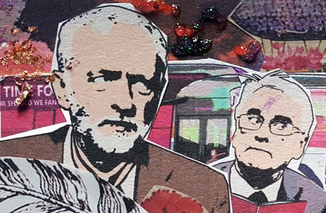 Jeremy Corbyn and John McDonnell's party don't have a position on anything