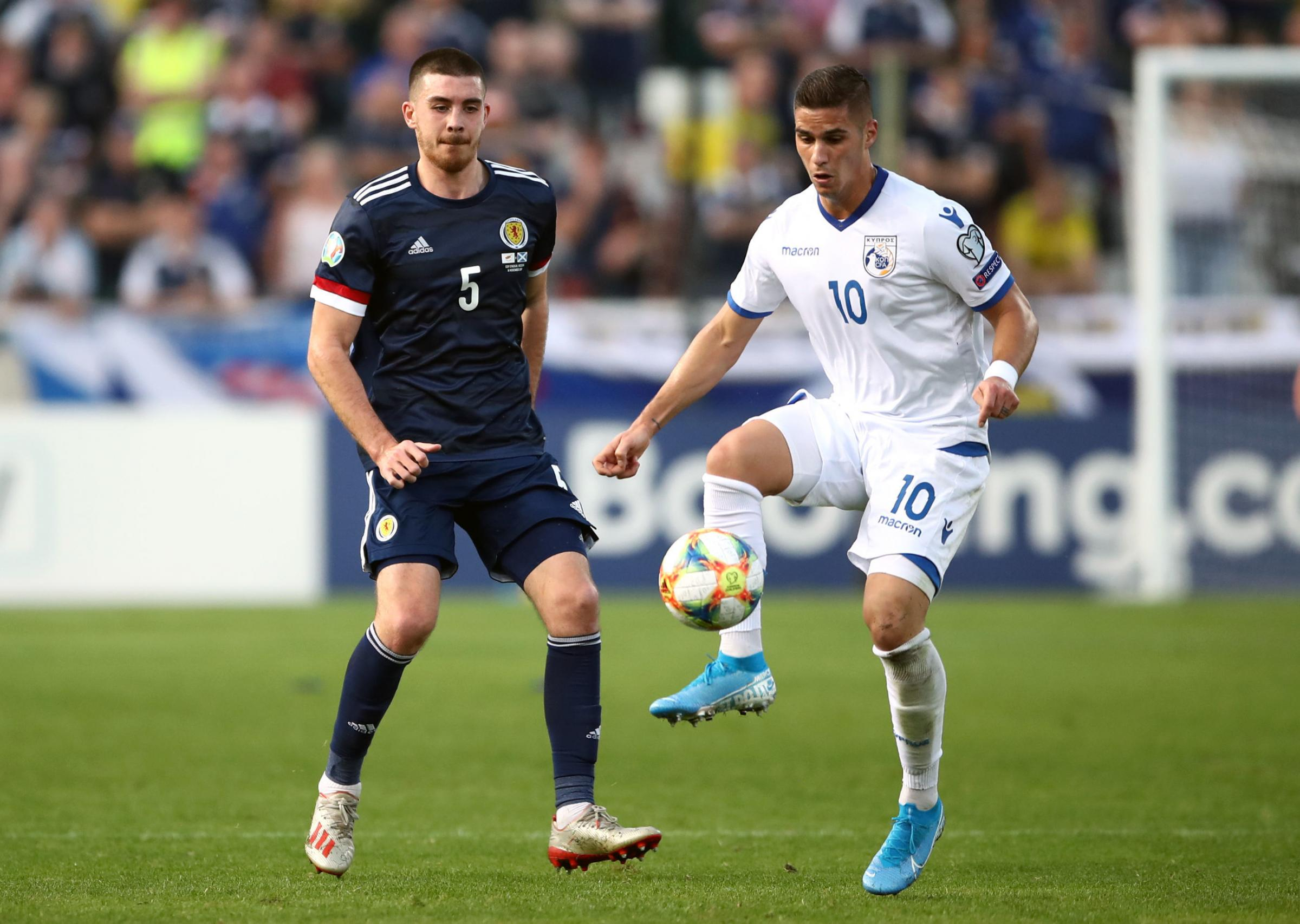 Declan Gallagher: I felt like crying as I made my Scotland debut in Cyprus with my family watching - The National