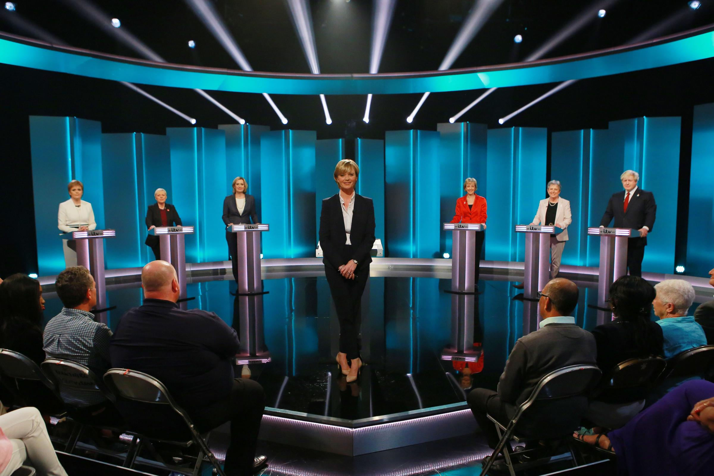 ITV leaders' debate will exclude SNP and LibDems, High Court hears