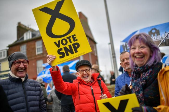 Voting SNP will help Scots avoid the disaster of British nationalism