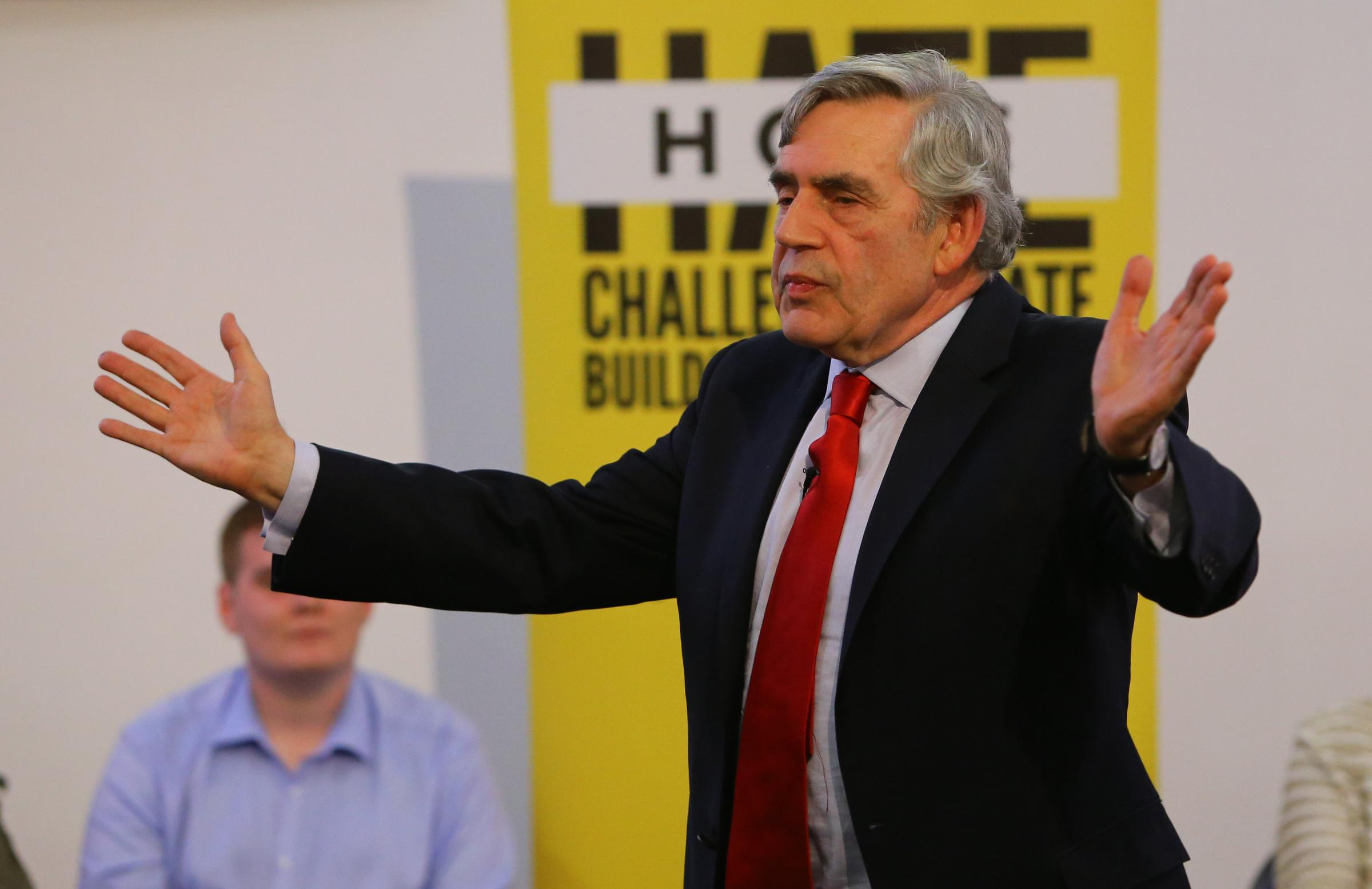 What Gordon Brown fails to grasp about Labour and the Yes movement