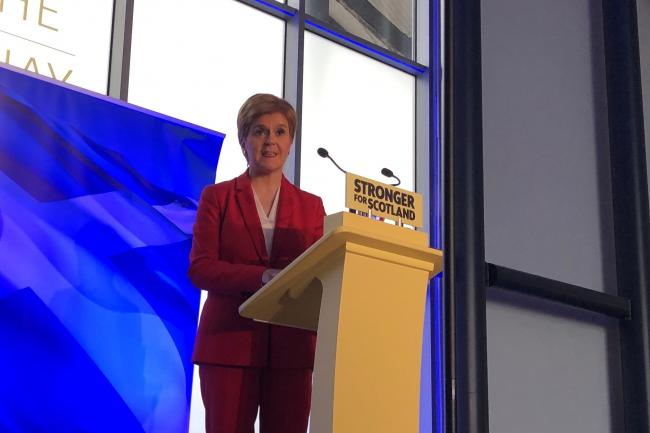 Nicola Sturgeon highlighted that individual journalists were not at fault