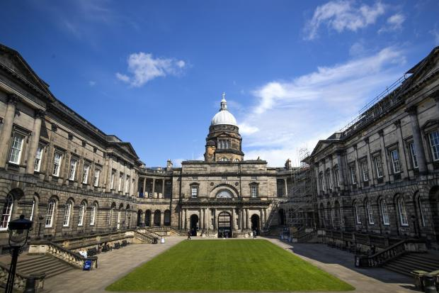The National: University of Edinburgh