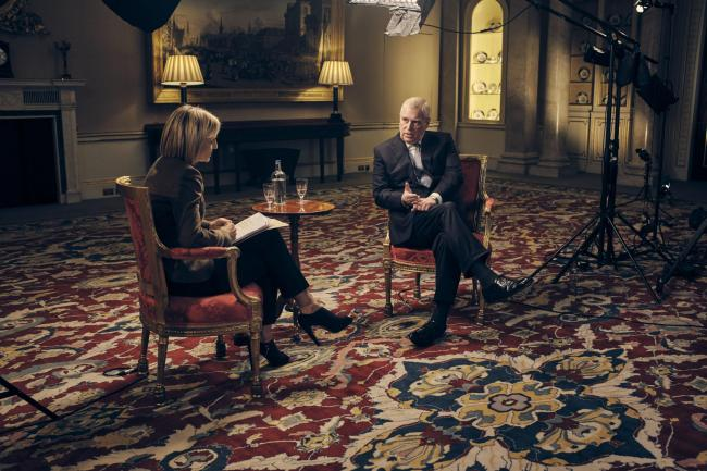 Prince Andrew's interview with Eimly Maitlis has been described as car-crash