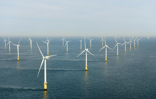 The North Sea can be used to produce 212GW of energy, according to WindEurope