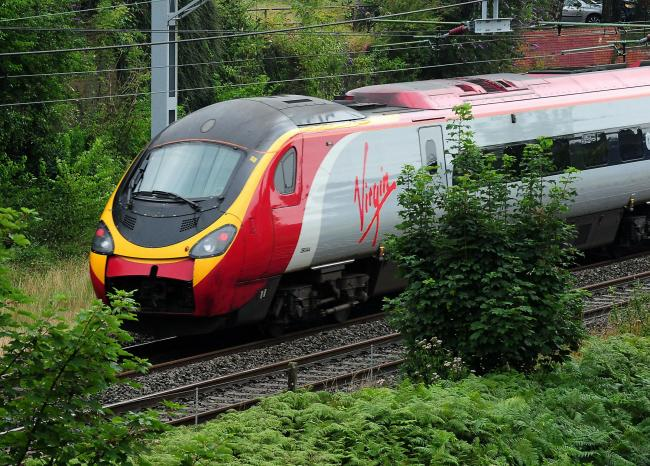 The Virgin Trains replacement will run services from December 8