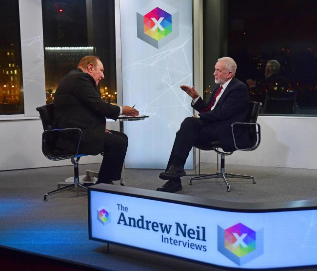Despite the widespread condemnation of Jeremy Corbyn's interview with Andrew Neil, no date has been set for Boris Johnson to do the same