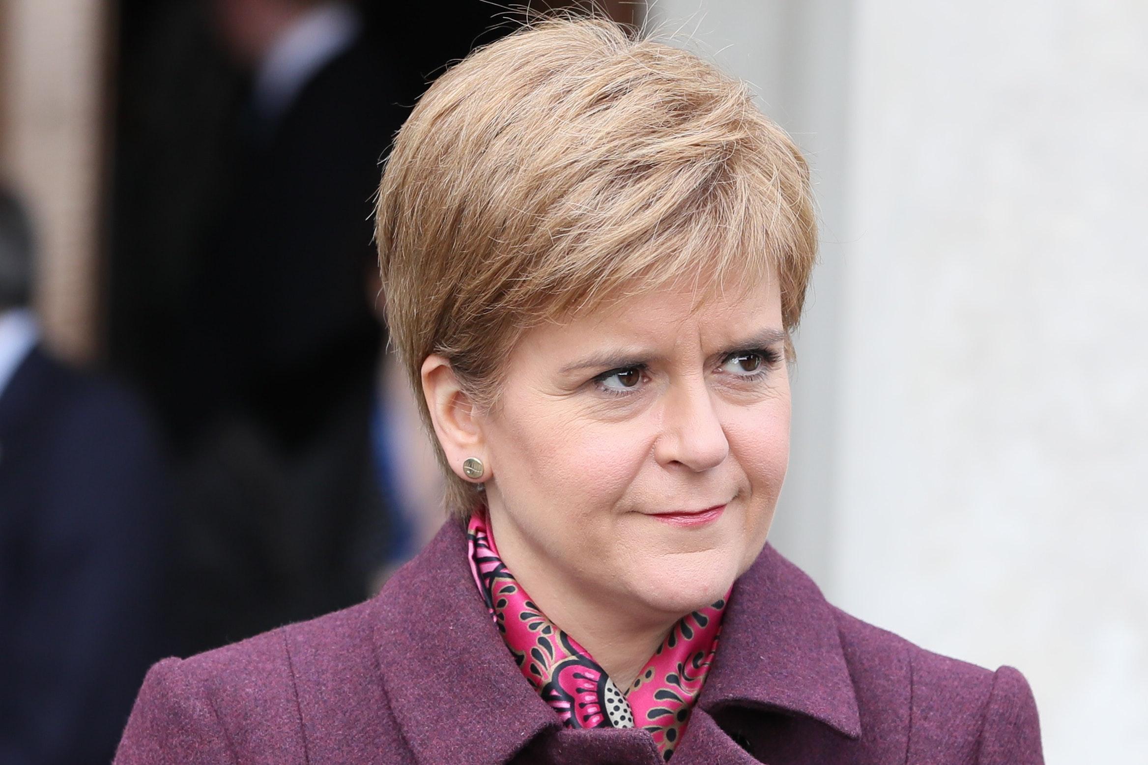 Sturgeon responds to Emily Thornberry's 'I hate the SNP' rant