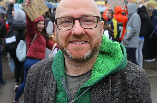 Scottish Greens co-leader Patrick Harvie spoke out against the PM