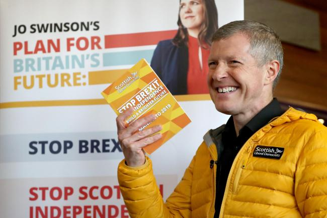 Willie Rennie regrets Lib Dem plan to revoke Article 50 without vote | The  National