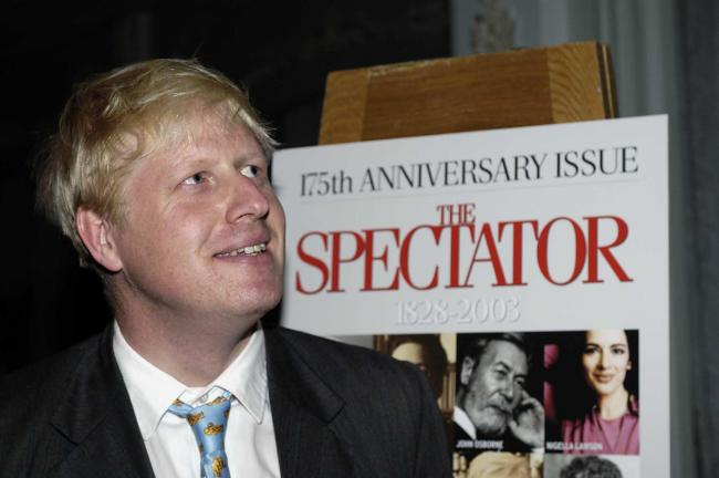 Boris Johnson had some pretty repugnant things to say about Scottish people during his time as a journalist with the Spectator