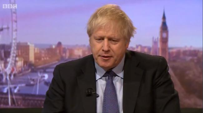 Boris Johnson breaks promise to wear HIV ribbon within just 24 hours