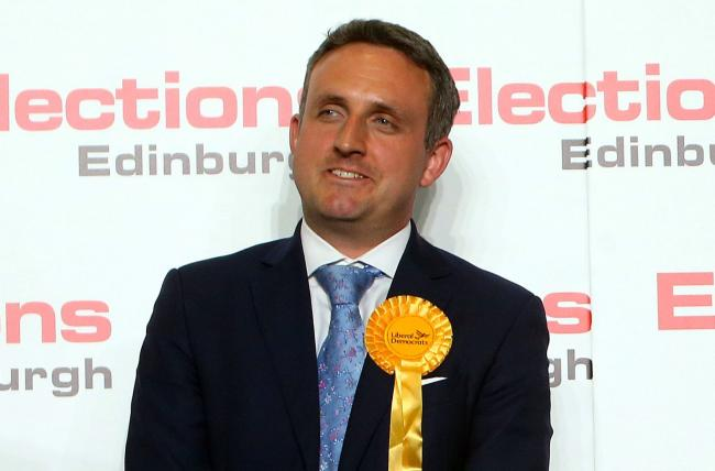 Who is Alex Cole-Hamilton to talk about making the country and its people poorer?