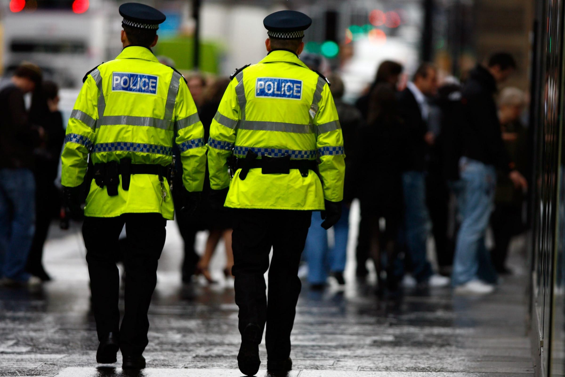 Warning of tough choices over 'unsustainable' Police Scotland numbers