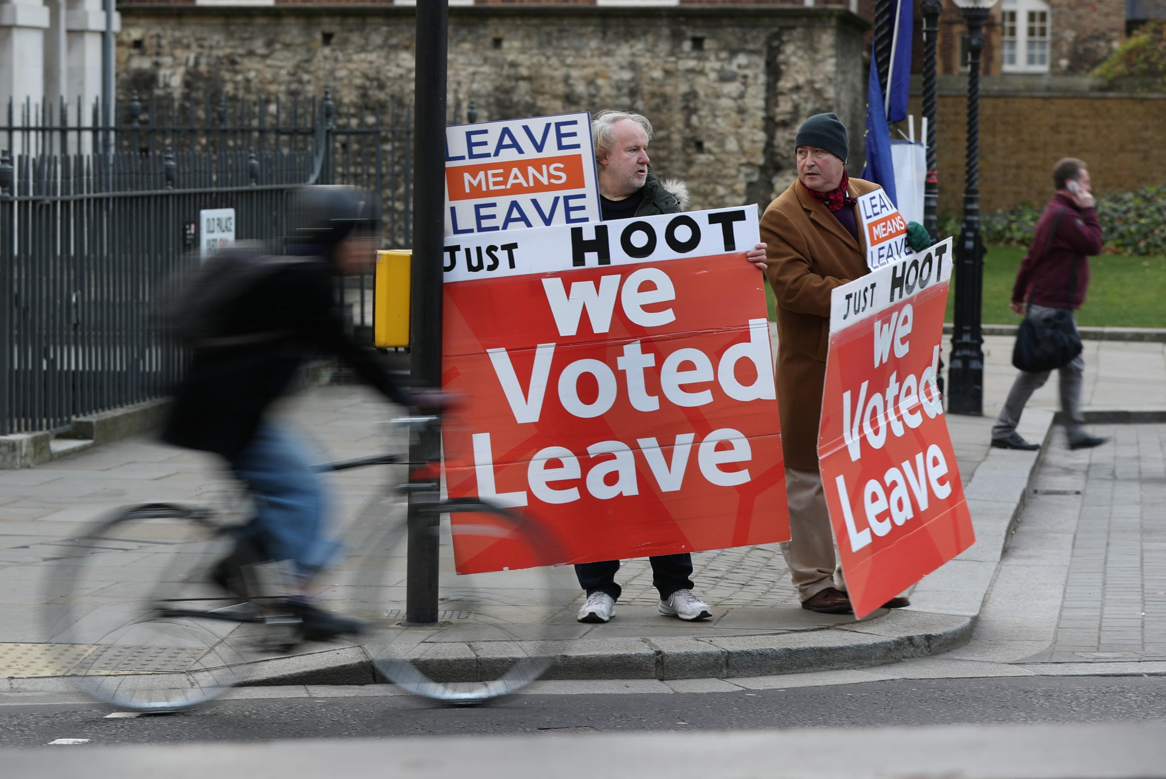 Leave voters who seek independence should be backing the SNP