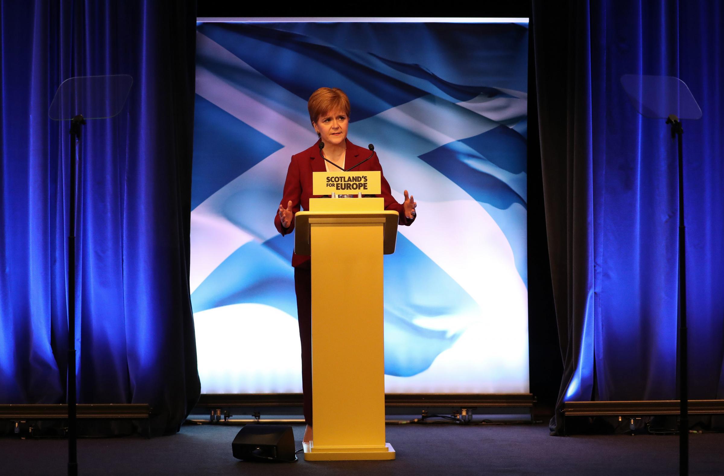 Nicola Sturgeon: Final election debate was utterly woeful