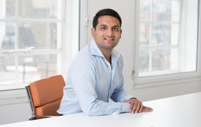 Chirag Shah, chief executive of Nucleus Commercial Finance