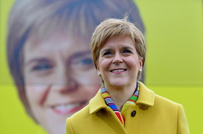 First Minister Nicola Sturgeon answers readers' questions