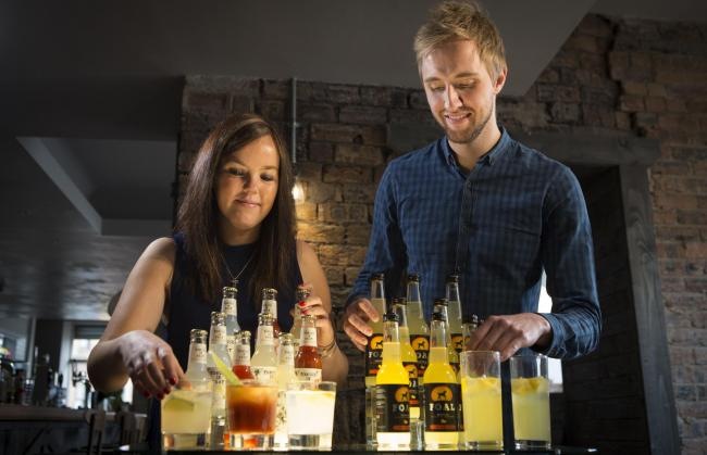 Start Up Drinks Company with Hannah Fisher and Craig Strachan