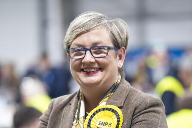The National: Joanna Cherry