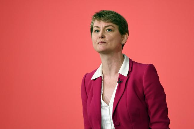 "Yvette Cooper was the target of Joshua Spencer who said he would pay ""crackheads"" to harm her"