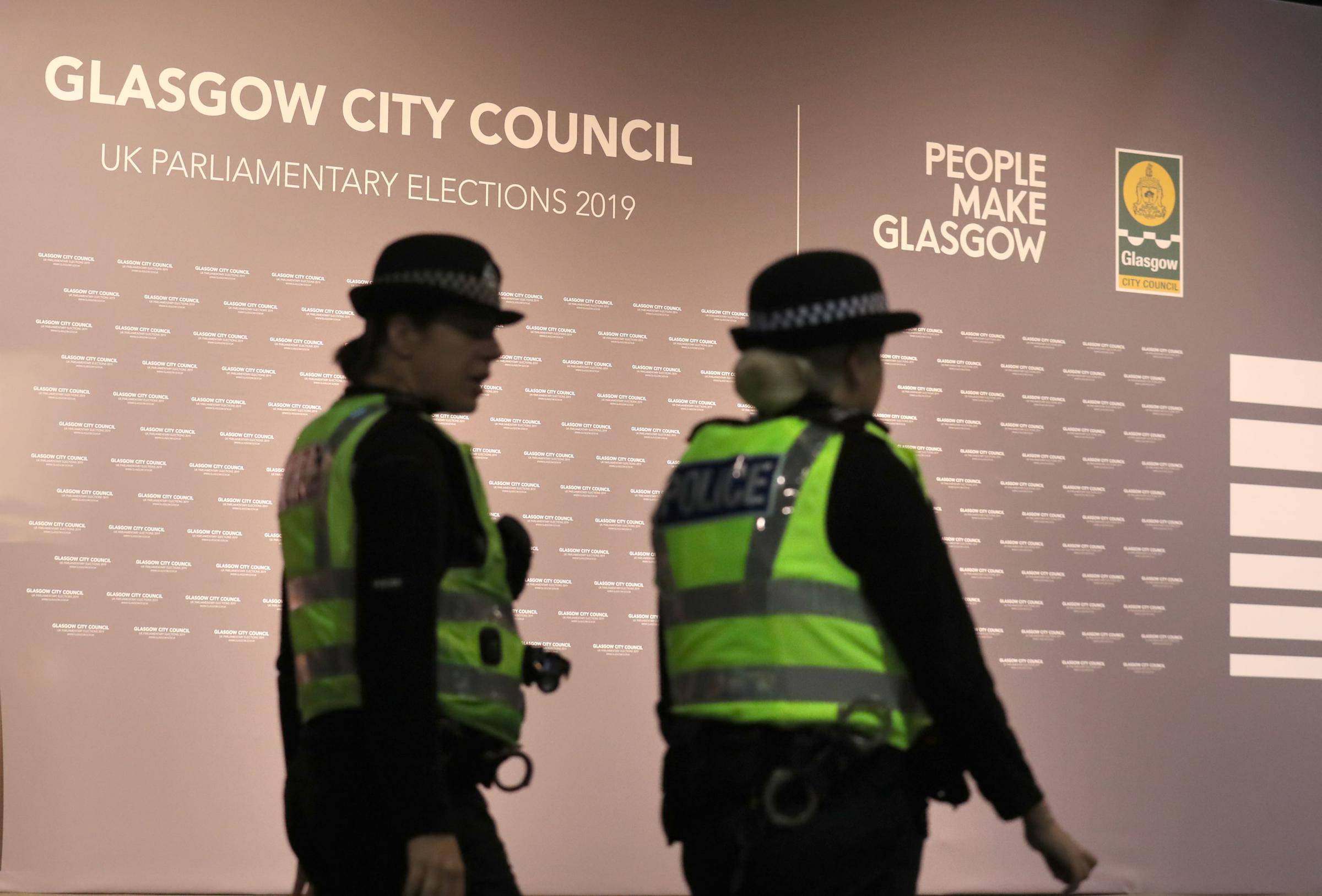 General Election: Police Scotland investigate suspected voter fraud