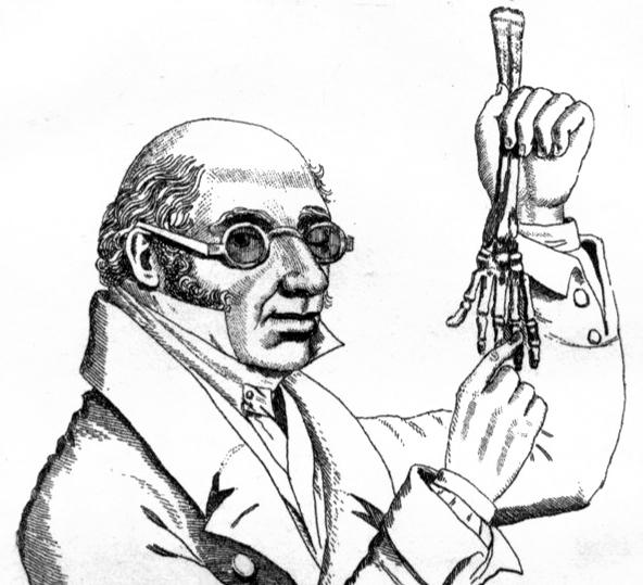 Robert Knox was a brilliant surgeon and anatomist, but took huge risks to get a supply of dead bodies for his lectures