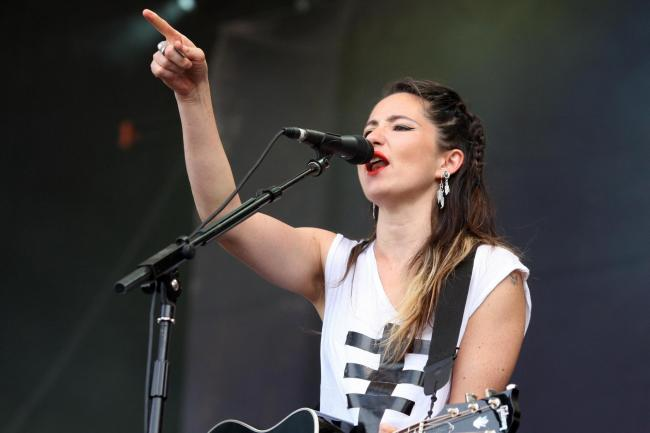 KT Tunstall will also help raise funds for the Masks For Scotland initiative