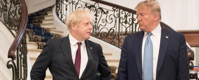 Both Boris and Trump have becoming rallying points for the world media, driving a storm of attention around them
