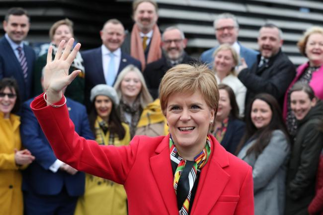 Sturgeon tells EU citizens: Scotland 'is as much your home as it is my home'