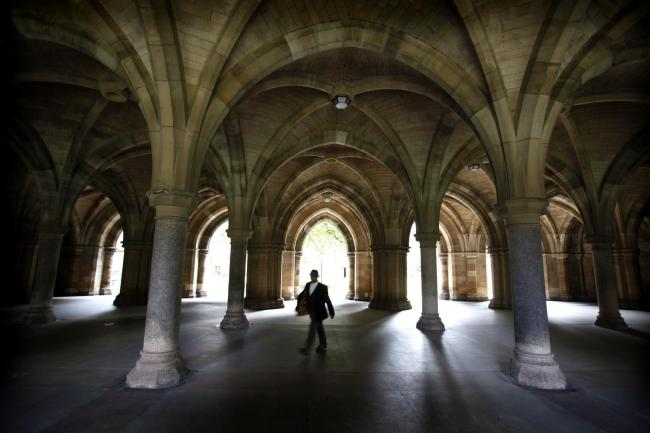 Nearly 800 EU staff have left Glasgow University since the Brexit referendum in 2016