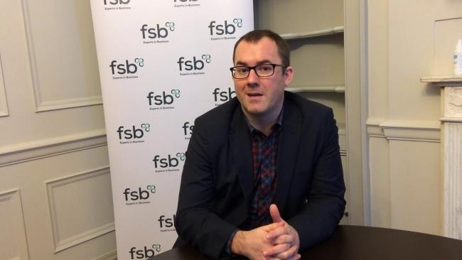 The FSB's Craig Beaumont said the General Election made it harder for small firms to plan