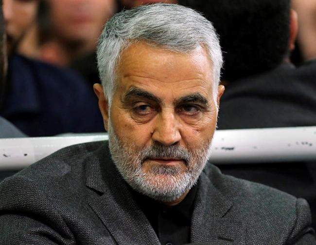 General Qasem Soleimani, the head of Iran's elite Quds Force, was killed in a US air strike in Iraq