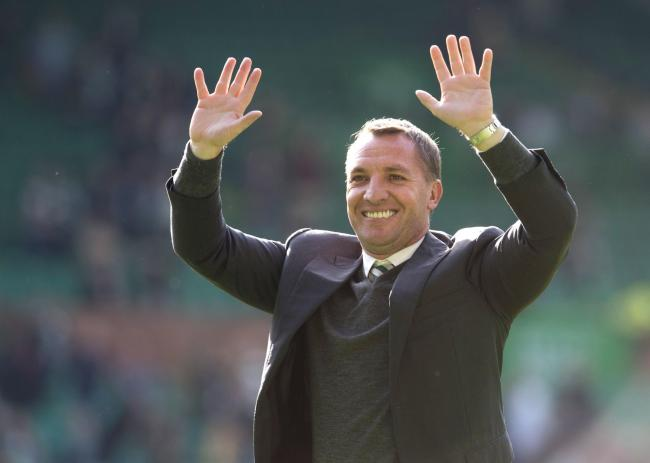 Brendan Rodgers was dreaming of 10 titles when he was manager