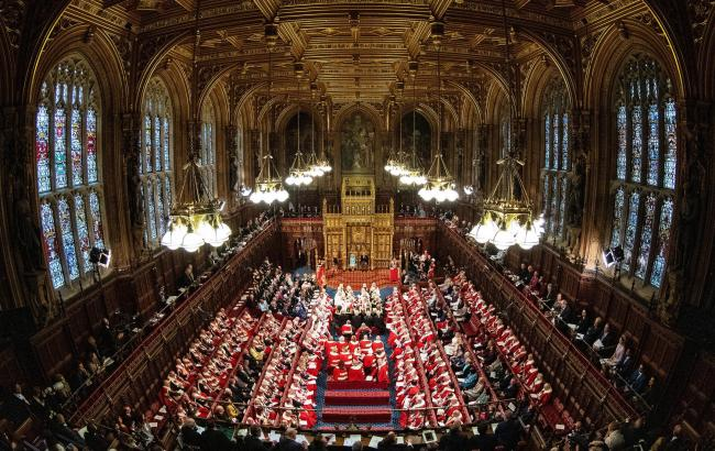The majority of Lords are privately educated males over 65 – and all are Unionists