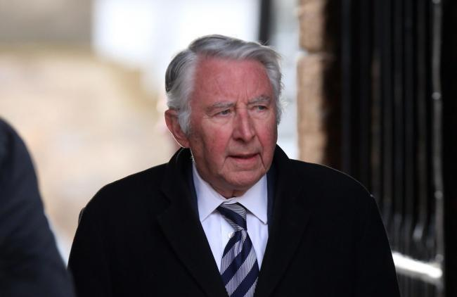 David Steel was briefly suspended from the party last year