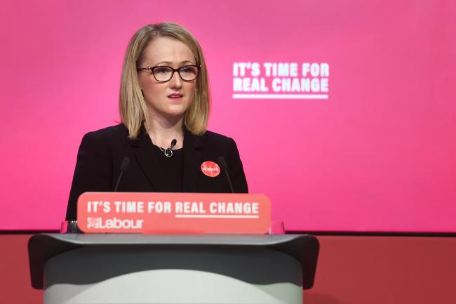Shadow business secretary Rebecca Long-Bailey secured enough backers to continue in the competition