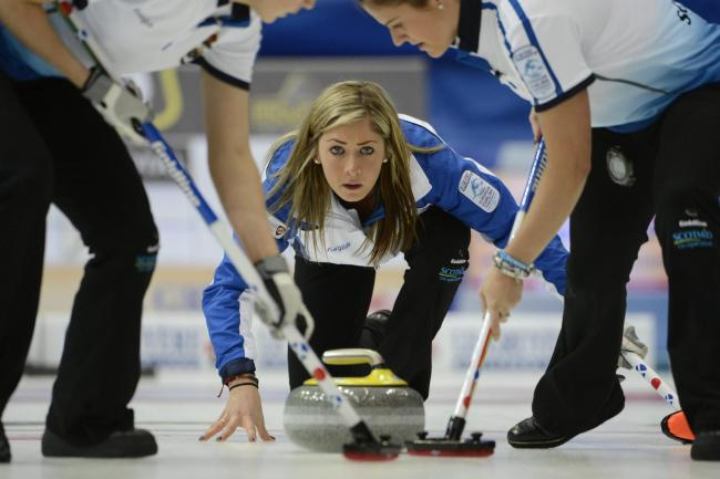 Scotland is good at curling, yet readers get little coverage of the sport