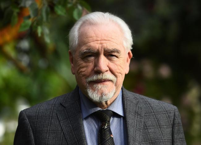 Scotland's Brian Cox stars as patriarch Logan Roy in HBO series Succession