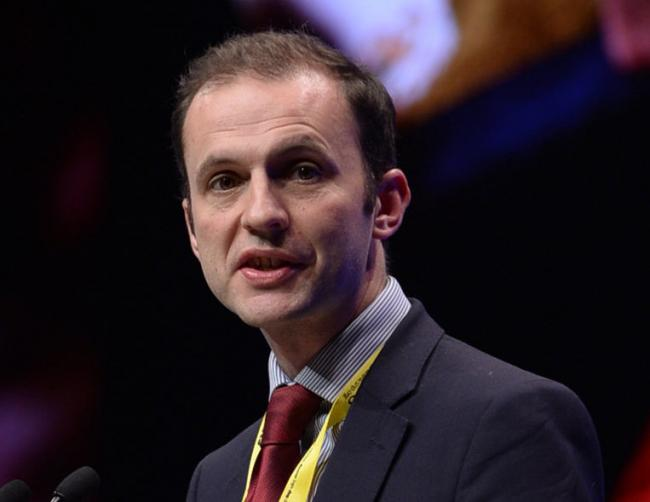 The SNP's Stephen Gethins lost his North East Fife seat to a LibDem