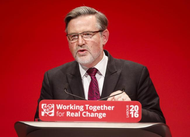 Barry Gardiner says he is considering late bid for Labour leadership