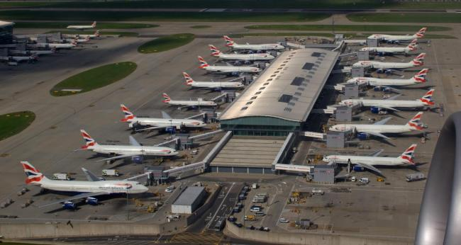 The Scottish Government signed a memorandum of understanding with London Heathrow Airport in 2016
