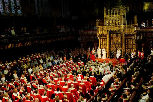 Peers repeatedly dealt blows to Theresa May's administration